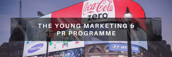 Work Experience young marketing Pr