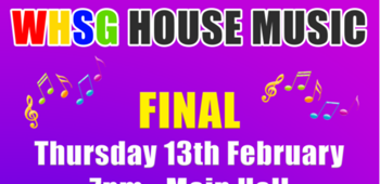House Music Finals - 13th February 2020