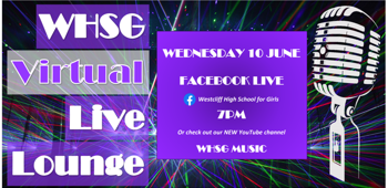 WHSG Virtual Live Lounge 2020