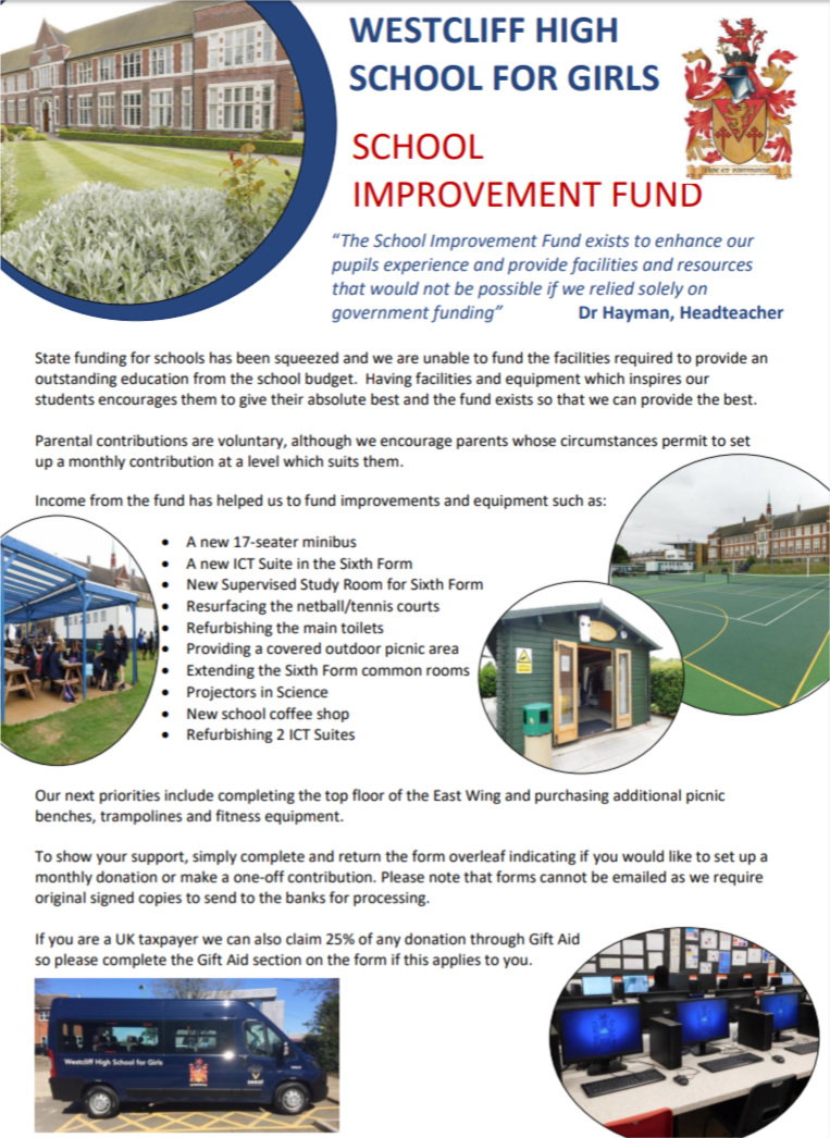 School Improvement Fund PDF