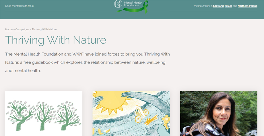 Thrive with Nature