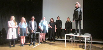 Year 9 and 10 Noughts and Crosses Performance