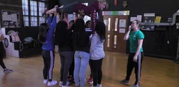 Frantic Assembly Workshop