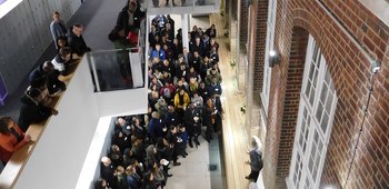 Unofficial Opening of the New East Wing