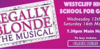 Legally Blonde School Production