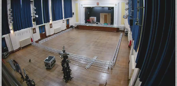 Legally Blonde- Building the Stage