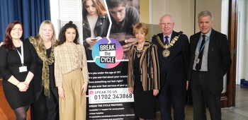 Break the Cycle- Dance Fundraiser by Alice Magean