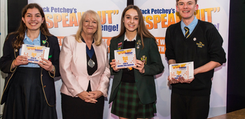 Jack Petchey Speak Out Challenge Regional Finals 2019 at WHSG