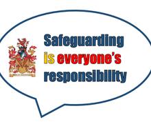 Safeguarding logo