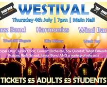 Westival Poster