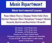 Instrument Lessons (1)