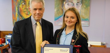 Jack Petchey- March Winner!