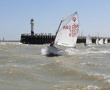 Felicity Brellisford Sailing