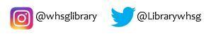 Libraby social media logos