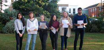 A-level Success at Westcliff High School for Girls