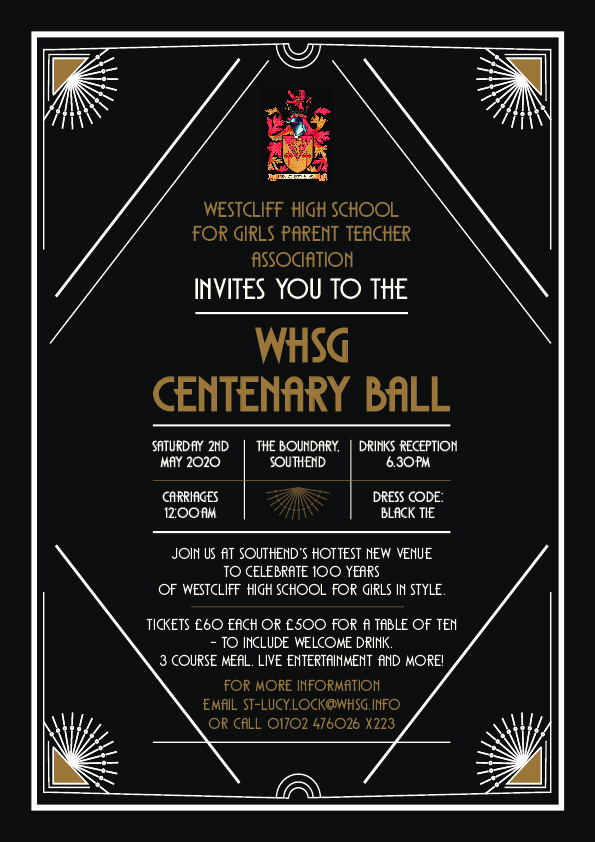 Centenary Ball Flyer FINAL